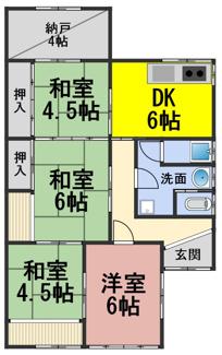 55543 大垣市新長沢町中古戸建て