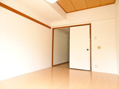 【寝室】シャトレー笹塚