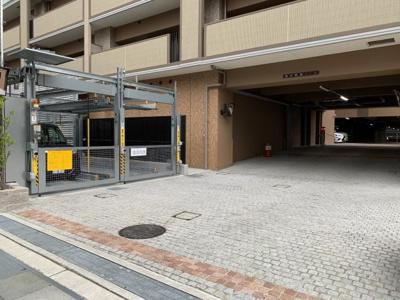 【駐車場】パデシオン大津ザ・グランドセントラル