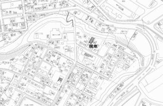 【地図】網走市台町2丁目 売土地