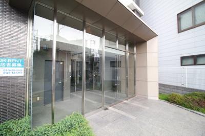 【エントランス】KDXレジデンス多摩川