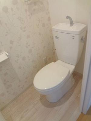 【トイレ】クロシェットボナール