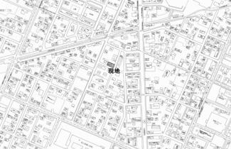 【地図】美幌町字仲町1丁目 売土地