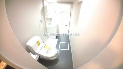 【トイレ】アルコバレーノ