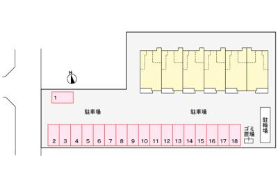 【区画図】シーパレス