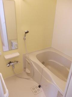 【浴室】シーパレス