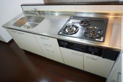 【キッチン】ドーマ島之内