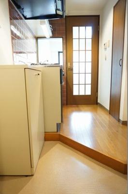 【玄関】キャナルコート松屋町