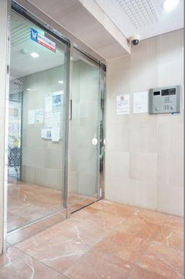 【セキュリティ】キャナルコート松屋町
