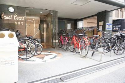 【駐車場】キャナルコート松屋町