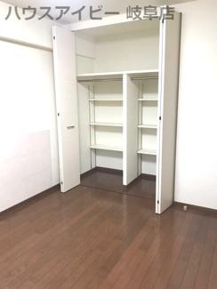 フレストスクエア西岐阜 2階部分4LDK ペット飼育可能 リビング床暖房ついています