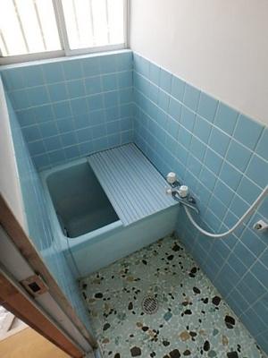 【浴室】竹内様貸家