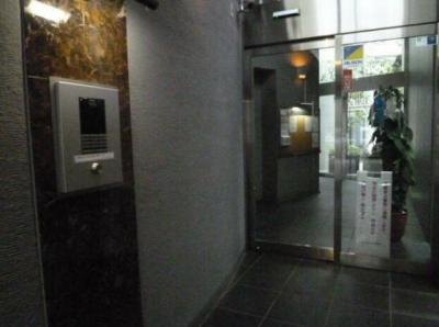 【エントランス】グランドメゾン三軒茶屋