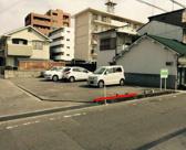 松山市道後北代の駐車場の画像