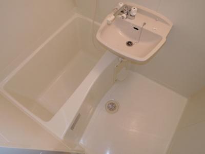 【浴室】ヴァンテアン東本町