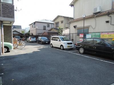 【駐車場】ヴァンテアン東本町
