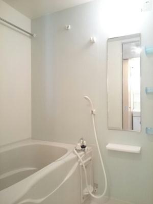 【浴室】ミニヨンハウスSAYAⅡ B