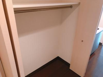 【収納】ラグジュアリーアパートメント目黒東山