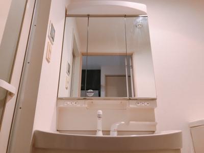 【洗面所】ラグジュアリーアパートメント目黒東山
