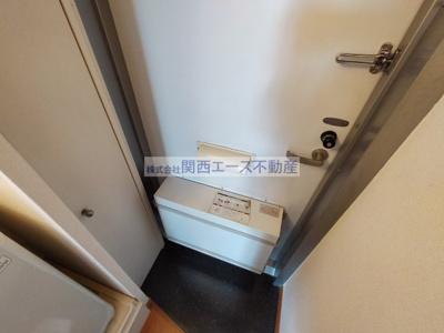 【玄関】レオパレスSYOU
