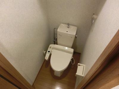 【トイレ】ヴィラあしはら
