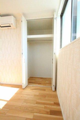 たっぷりとした収納スペースです 三郷新築ナビで検索