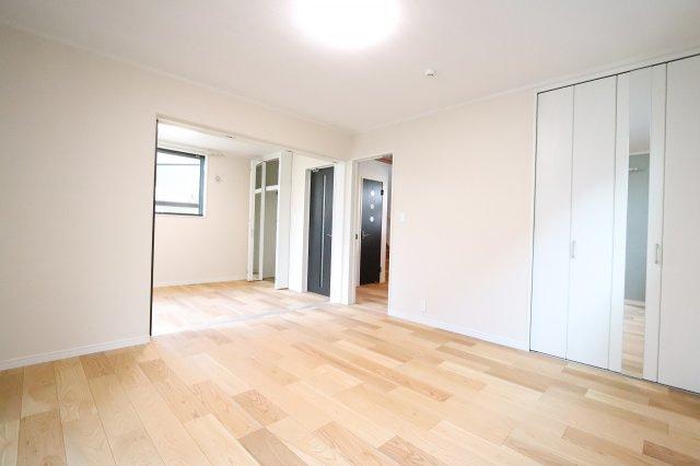 個人の部屋や寝室として使える洋室です 三郷新築ナビで検索