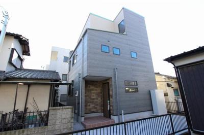 外観です:三郷新築ナビで検索