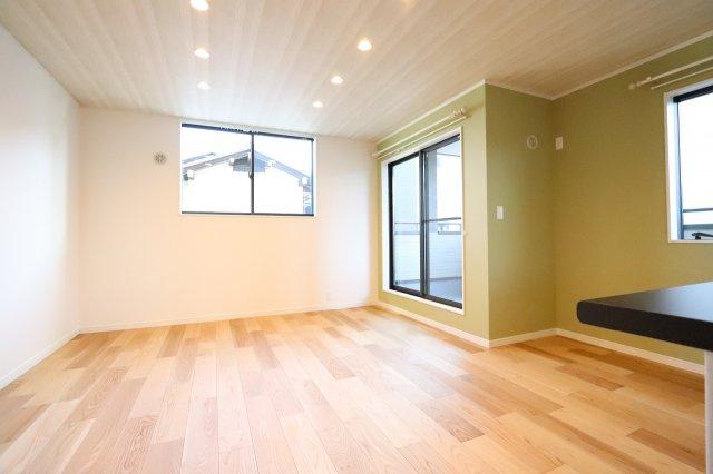 おしゃれな居間です 三郷新築ナビで検索