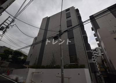 【外観】グランパセオ神楽坂【GRANPASEO神楽坂】