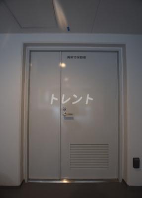 【その他共用部分】グランパセオ神楽坂【GRANPASEO神楽坂】