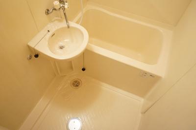 【浴室】モンテ・アズーロ北浜