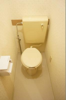 【トイレ】モンテ・アズーロ北浜