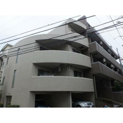 【外観】ラグジュアリーアパートメント目黒東山(ラグジュアリーアパートメントメグロヒガシヤマ)