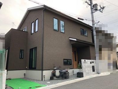 【外観】神戸市垂水区大町4丁目 中古戸建