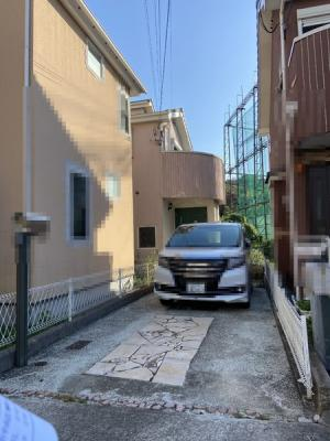 【外観】神戸市垂水区清水が丘3丁目 中古戸建