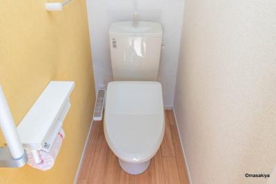 【トイレ】グランシャリオ B