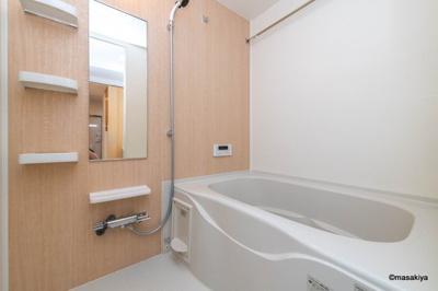 【浴室】グランシャリオ B