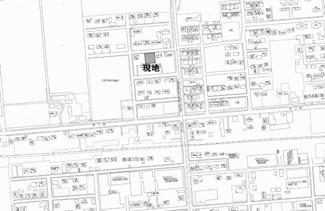 【地図】訓子府町若葉町 売土地