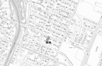 【地図】美幌町字青葉1丁目 売土地