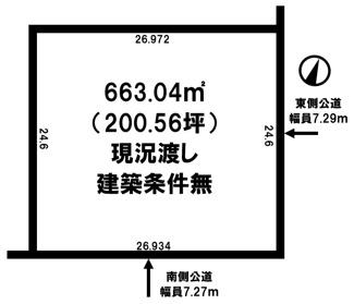 【地図】留辺蘂町旭西 売土地