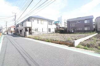 千葉市中央区道場北 土地 東千葉駅 前面道路6mの為、駐車も安心です!
