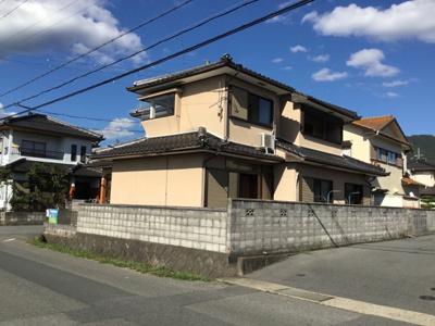 【外観】氷上町石生中古住宅
