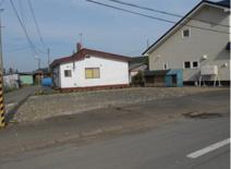 留辺蘂町旭中央 売土地の画像