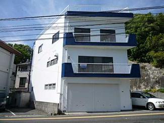 外壁塗装・屋上防水工事済みです