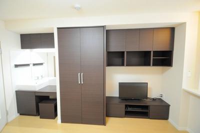 ※家具等の配色が実際とは異なる場合があります