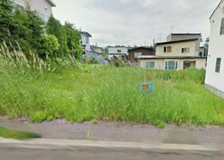 【外観】網走市駒場南5丁目 売土地
