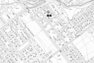 【地図】網走市駒場南5丁目 売土地
