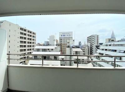【展望】新宿御苑ダイカンプラザ