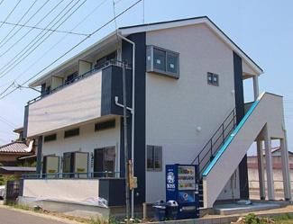 【外観】埼玉県比企郡小川町一棟アパート